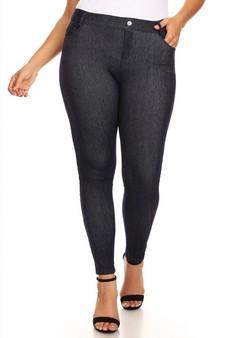 890b8a4e7 Women s 5 Pocket Soft Knit Skinny Jeggings