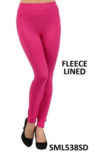 7f606f4f040a31 SAMPLE FLEECE LINED LEGGINGS - Wholesale - Yelete.com