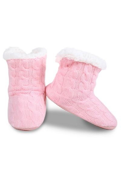 Kids Cable Knit Slipper Boots Socks Hosiery Wholesale Yelete